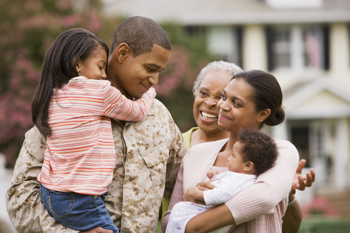 adjusting to life after military deployment