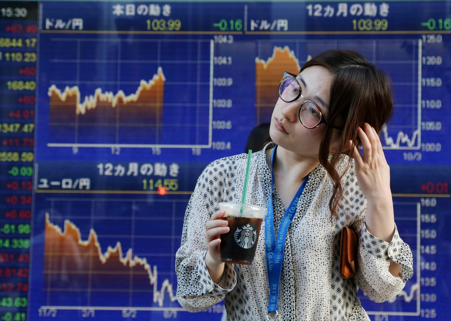 Asian shares climb as China posts steady growth, oil higher | Business News | US News