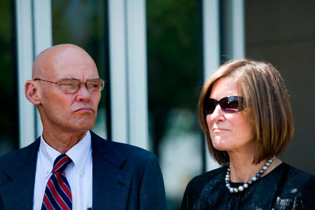 A Cat Fight for James Carville and Mary Matalin Is Really ...