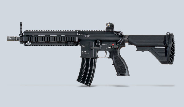 Assault Rifles and Attachments 21664lg_hk416
