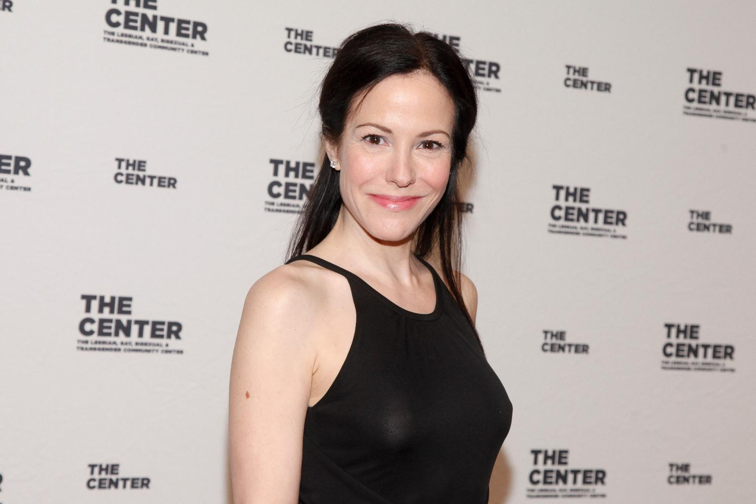 Mary louise parker topless