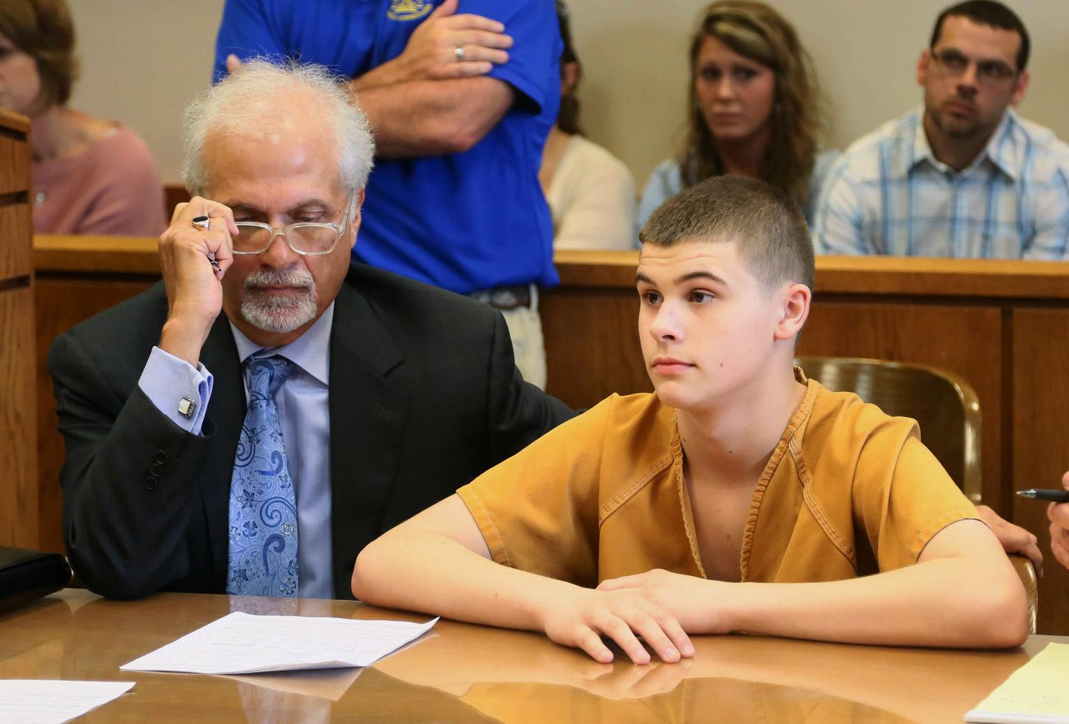 Teen court is sentencing court think, that