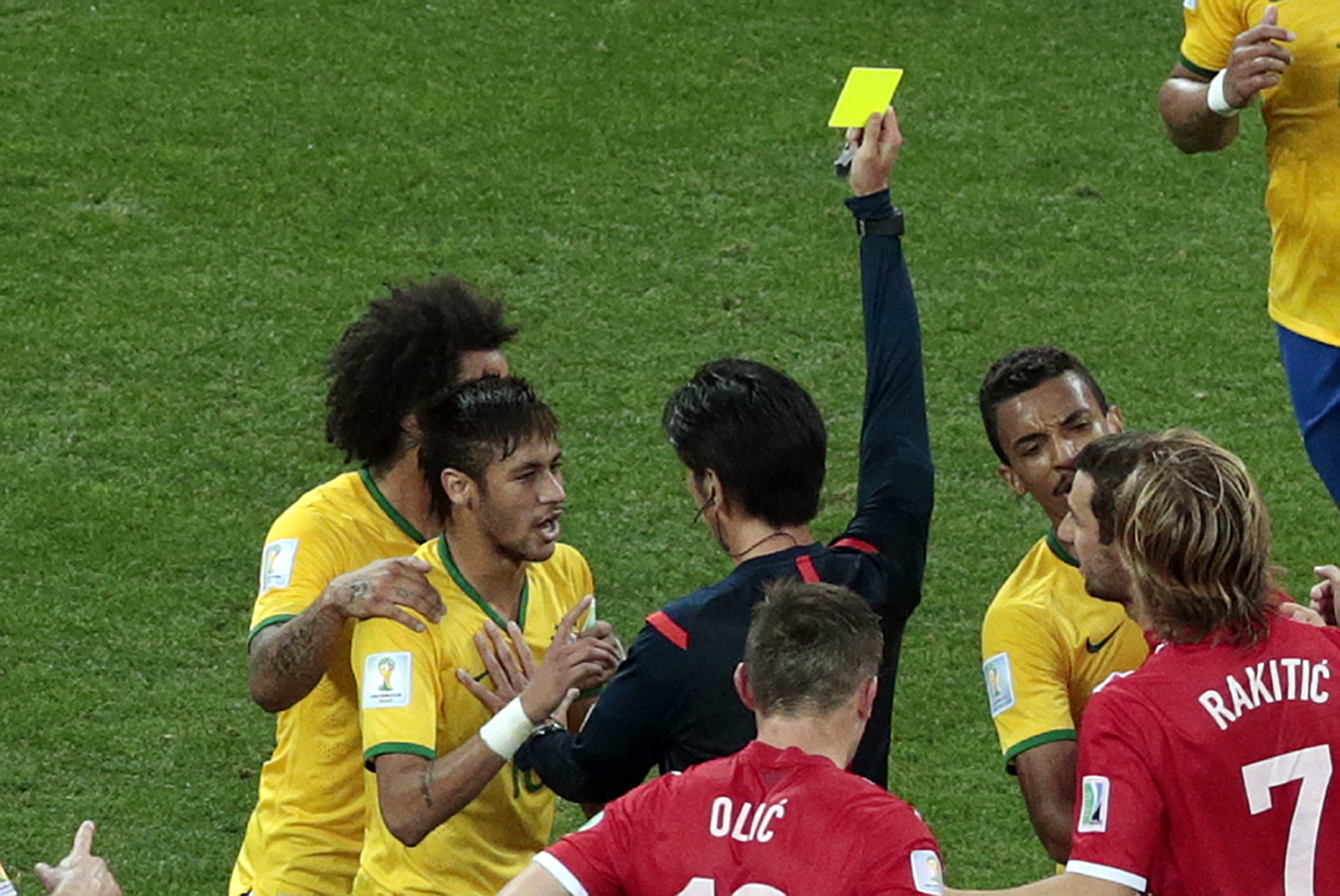 Counting The Cards At The World Cup Data Mine Us News