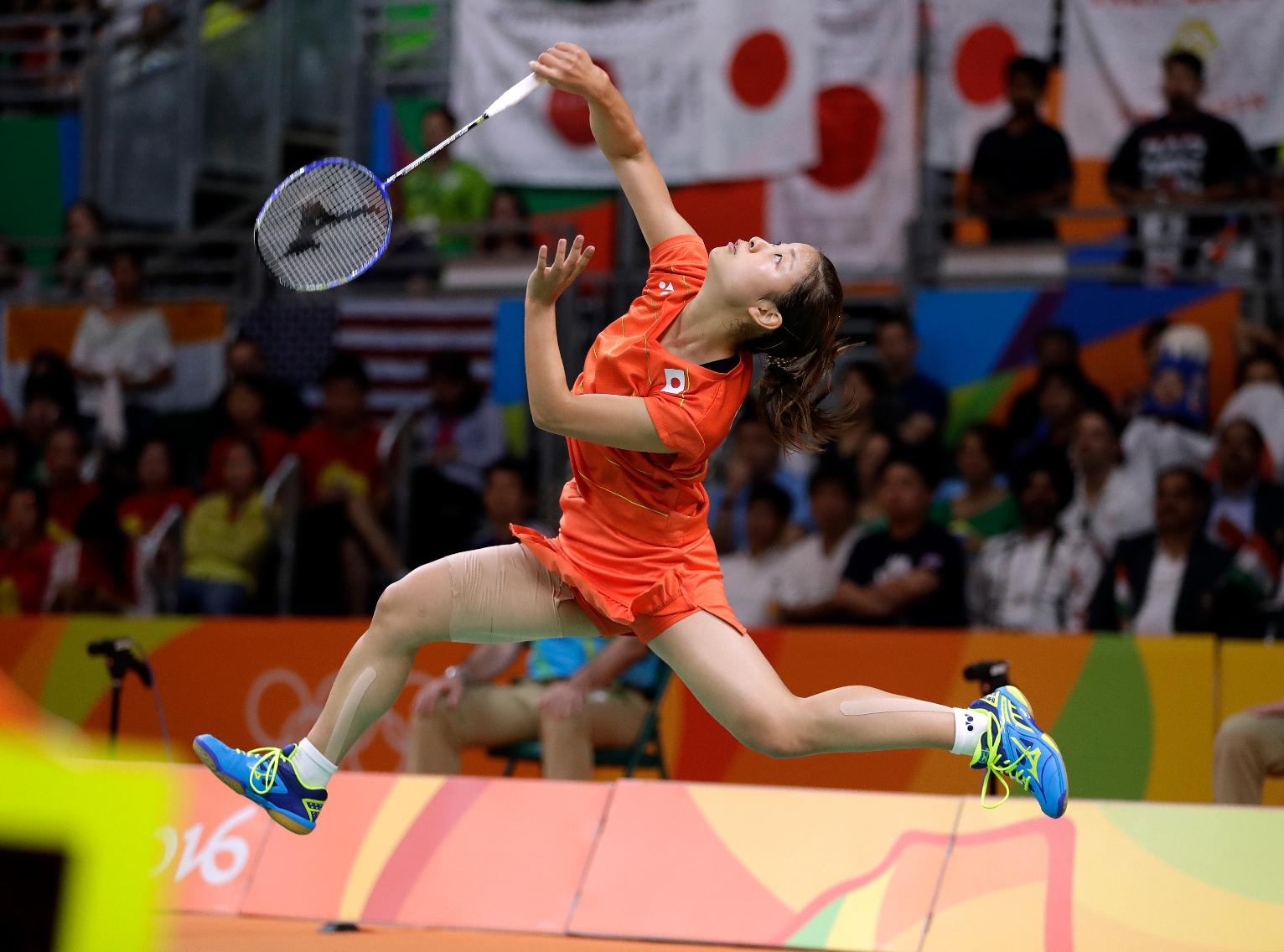 "US badminton players work to reverse the ""backyard curse ... Badminton Players"
