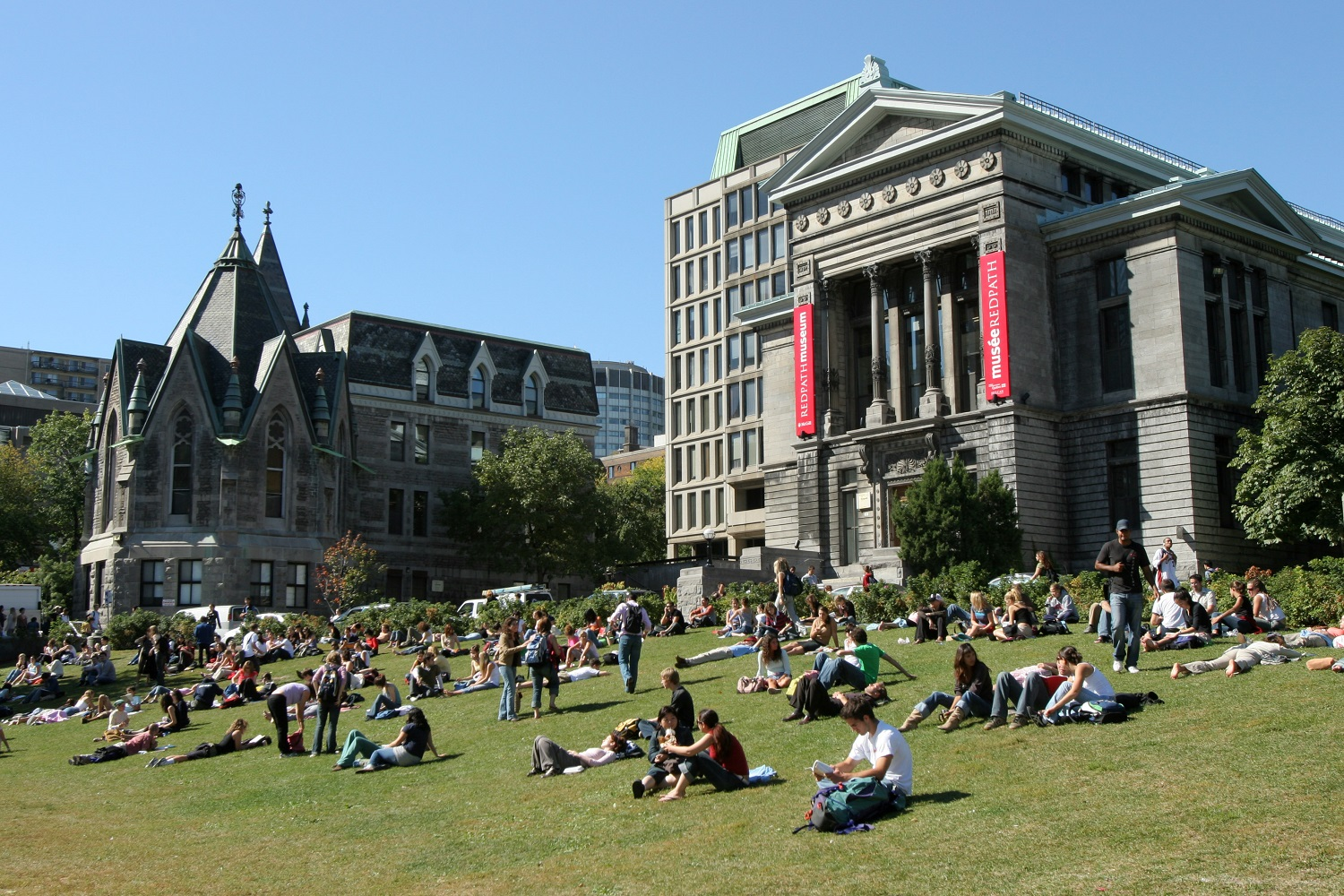 McGill University in Canada | US News Best Global Universities
